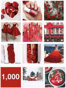 instagram feed için ikinci ornek