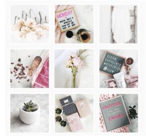 instagram feed örnegi