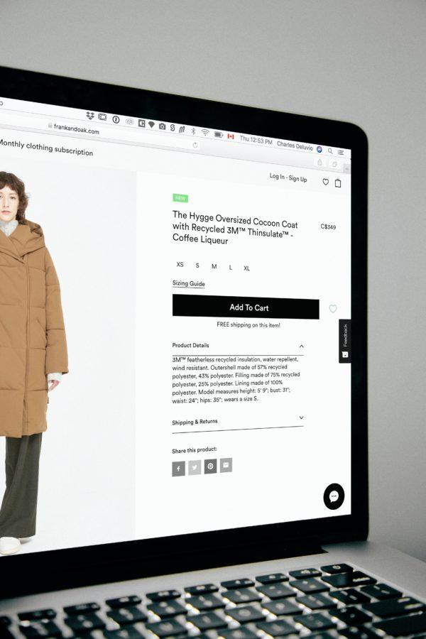 e-Ticaret Sitenizde İyi Bir Kullanıcı Deneyimi Sağlamanın yollarını anlatan yazımız için web sitesinde alışverişi temsil eden fotoğraf