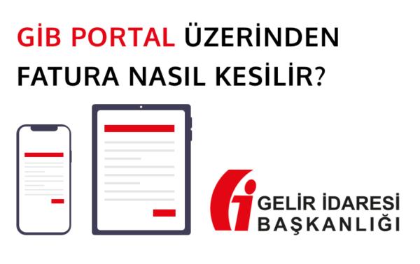 GİB portalını temsil eden görsel