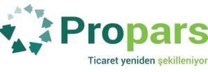 e-ticaret entegratör şirketlerinden Propars logosu