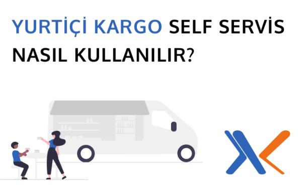 Yurtiçi Kargo Self Servis'i temsil eden görsel