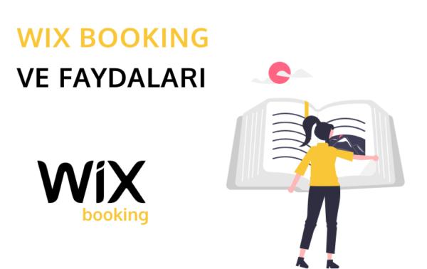 Wix Booking ve faydalarını temsil eden görsel