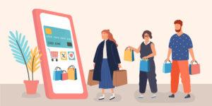 e-ticarette ürün iade oranını azaltma yöntemlerini temsil eden görsel